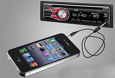 iPhone podłącz do radia samochodowego Nerd Nite Austin Speed Dating
