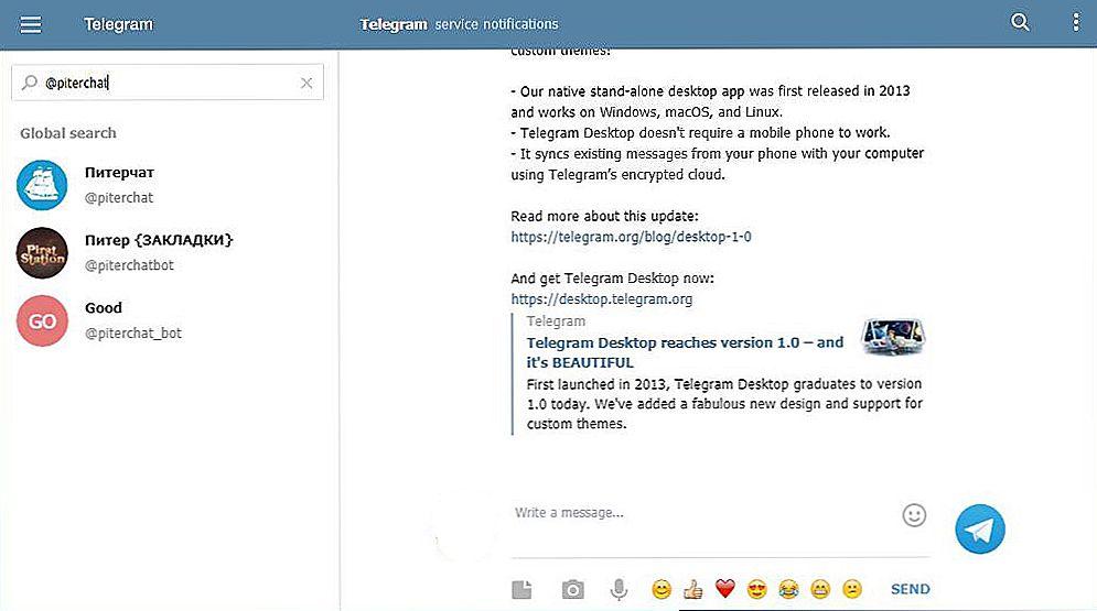 Telegraph najužitočnejšie datovania webových stránok