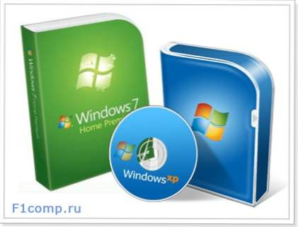 Sve informacije koje trebate instalirati (ponovno instalirati) Windows 7 (Windows 8, XP)