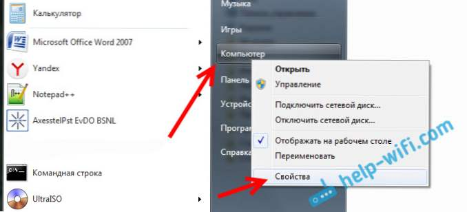Računalo-računalo Wi-Fi mreže u sustavu Windows 7 i Windows 8 s pristupom internetu