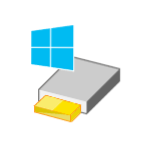 Zavádzacia USB flash disk Windows 10